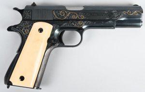 Milestones Premier Antique & Modern Firearms Auction nears $1M rare Colt guns sell above estimate