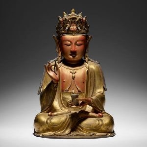 Chinese, Rare and Large Guanyin