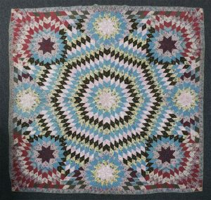 Starry Eyed...Enjoy Variations of Quilting's Most Historic Design