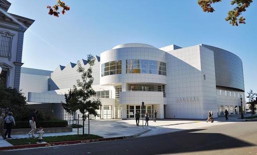 Crocker Art Museum, Teel Family Pavilion   Gwathmey Siegel & Associates Architects