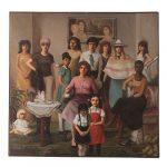 Nathaniel K. Gibbs. Women of Diversity Oil