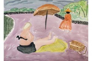 Christies American Art Online Bidding open through August 7