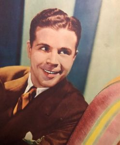 WARNER BROTHERS Star in Action - Dick Powell