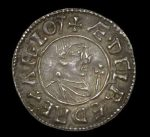 Penny from the reign of Æthelred II fetches £13,640 at Dix Noonan Webb