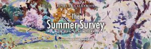 New York opens with our Contemporary Artists - The Summer Survey Exhibition