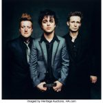 Danny Clinch (American, b. 1964). Green Day, Grammys, 2008. Digital pigment print
