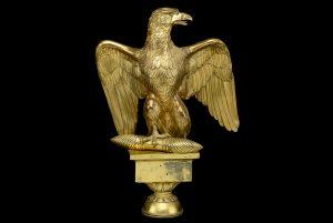 Magnificent Napoleonic Eagle fetches almost £50,000 at Dix Noonan Webb