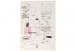 Basquiat with provenance leads LAMAs new hybrid-format auction