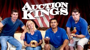 A Look Back at Auction Kings Paul Brown and Gallery 63s Reality TV Show1