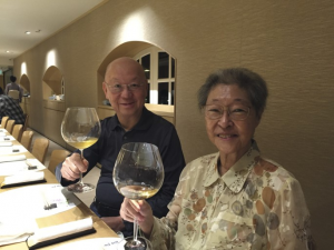 Inside the Wine Cellars of Dr. Gordon Ku1