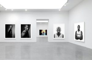 Michael Mullers Never-Before-Seen Photographs of Kobe Bryant Unveiled In Plastic Gallery Exhibition