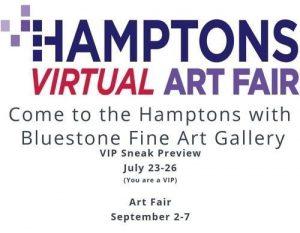 Philadelphia Gallery Announces Participation in Hamptons Virtual Art Fair
