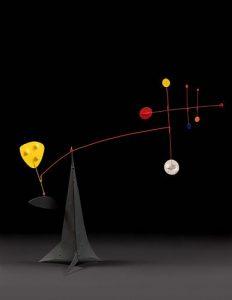 Alexander Calder (American, 1898-1976) Triple Cross, 1947