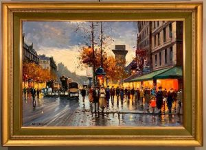 Artworks by Lichtenstein, Blanchard, Benton, others are in Neue Auctions Sept. 26th online sale