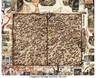 Peter Beard (American, 1938-2020). 756 Elephants.
