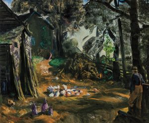 Abstract Expressionist paintings lead Shannons fall fine art auction, which totaled over $3.3 million; 82% of lots sold