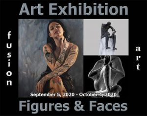 Fusion Art Announces the Winners of the 6th Annual Figures & Faces Art Exhibition