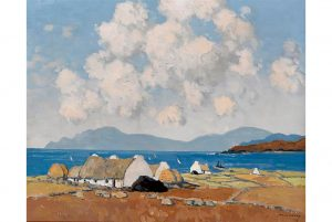 Irish & International art worth €1M for auction in Dublin