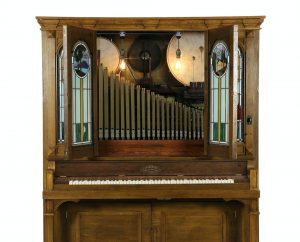 Big Beautiful Music Machines from the 1890s-1940s Dominate the List of Top Lots in Miller & Millers Sept. 19th Auction