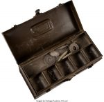 LURID LURES Bonnie & Clydes Tackle Box May Hook Bidders at Heritage Auctions1