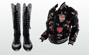Space Lace, San Francisco's exciting new auction house for vintage fashion, to debut with Sept. 6 sale