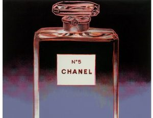 Chanel by Warhol Brings $225,000; Applause by Banksy Sells for Seven Times the Estimate for $57,500