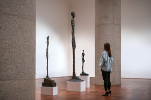The Public Beginnings of a Privately-Sold Giacometti1