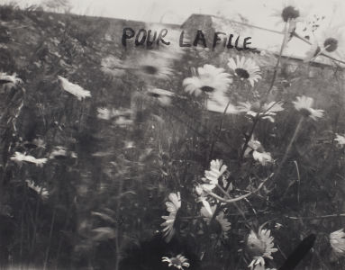 Pour la Fille by Robert Frank. Photo courtesy of Phillips.