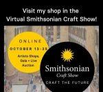 Thomas William Furniture Exhibiting at Prestigious Smithsonian Craft Show Online Event