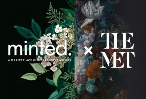 Minted and The Metropolitan Museum of Art Launch Design Collaboration Supporting the Arts and Independent Artists