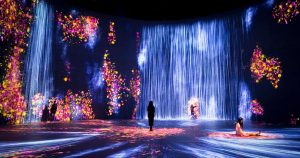 Es Devlin, teamLab, James Turrell to Inaugurate the Superblue Miami Experiential Art Space