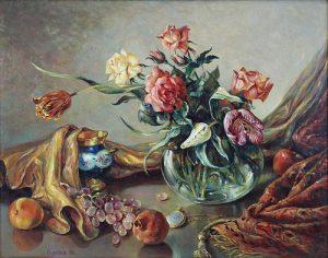 ELENA FLEROVA (RUSSIAN, b. 1943).