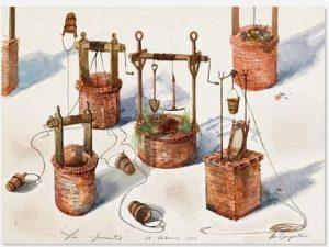 Los Carpinteros, La Fuente
