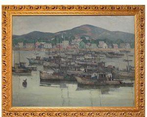 Paul Starrett Sample, Grey Boats