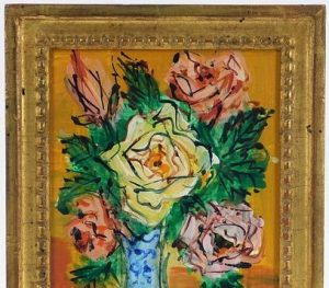Jean Dufy French Modernist Still Life Painting