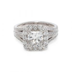 CHRISTOPHER DESIGN, DIAMOND RING