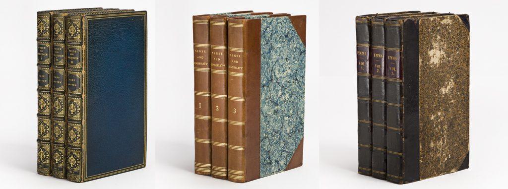 Featuring Major Works by Jane Austen & Charles Dickens, Autographs & Manuscript Items from John Hancock, Igor Stravinsky & more