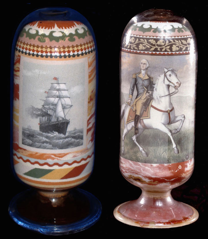 Sand art bottles by Andrew Clemens. Image from Twisted Sifter.