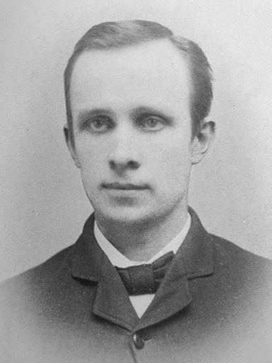 Andrew Clemens (1857 - 1894). Image from Wikipedia/ public domain.