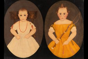Folk art and historical material lead the way at Jeffrey S. Evans & Associates auction