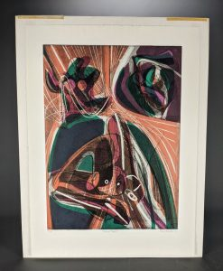 17 hand-signed works from Picassos 1933 La Suite Vollard lead Quinns Dec. 3 Modern & Contemporary Prints Auction