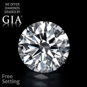 15.38 ct, D-VS2, Round cut Diamond. Appraised Value- $3,829,600