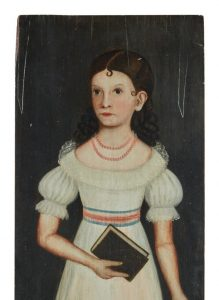 American School Portrait of Cornelia Eliza Morse