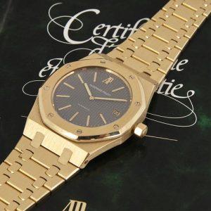 Audemars Piguet, Ref. 14802BA Jumbo Royal Oak Jubilee Wristwatch