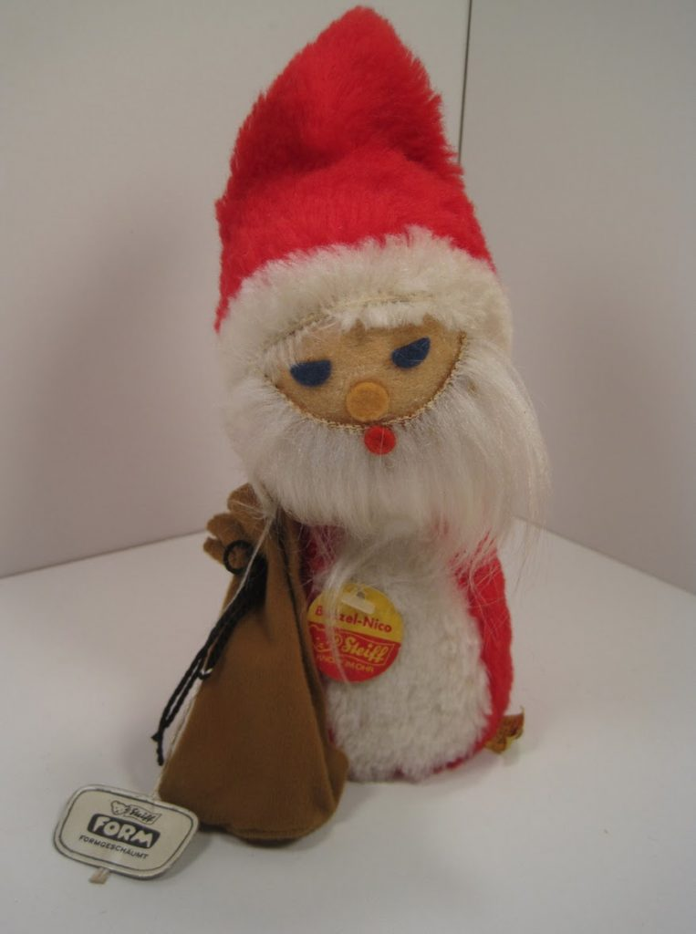Buzzel Santa. Photo from the author's collection.