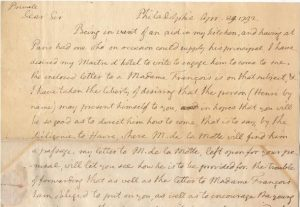 Letter signed by Thomas Jefferson, photo signed by Marilyn Monroe are in One of a Kind Collectibles December 17 auction