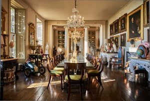Contents of the spectacular Aynhoe Park to be offered at auction in January