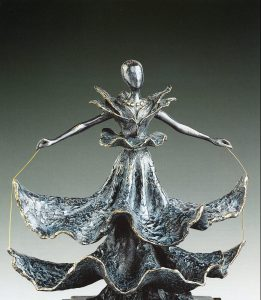 Limited-Edition Bronze Sculptures by Salvador Dali Are Available for Purchase Through the Mahlstedt Gallery in New York