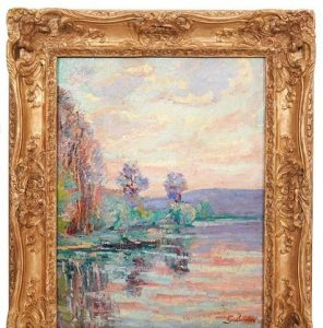 Jean-Baptiste Armand Guillaumin Oil Painting