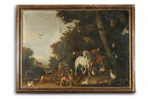 Contents of spectacular Aynhoe Park sell for double their estimate at Dreweatts